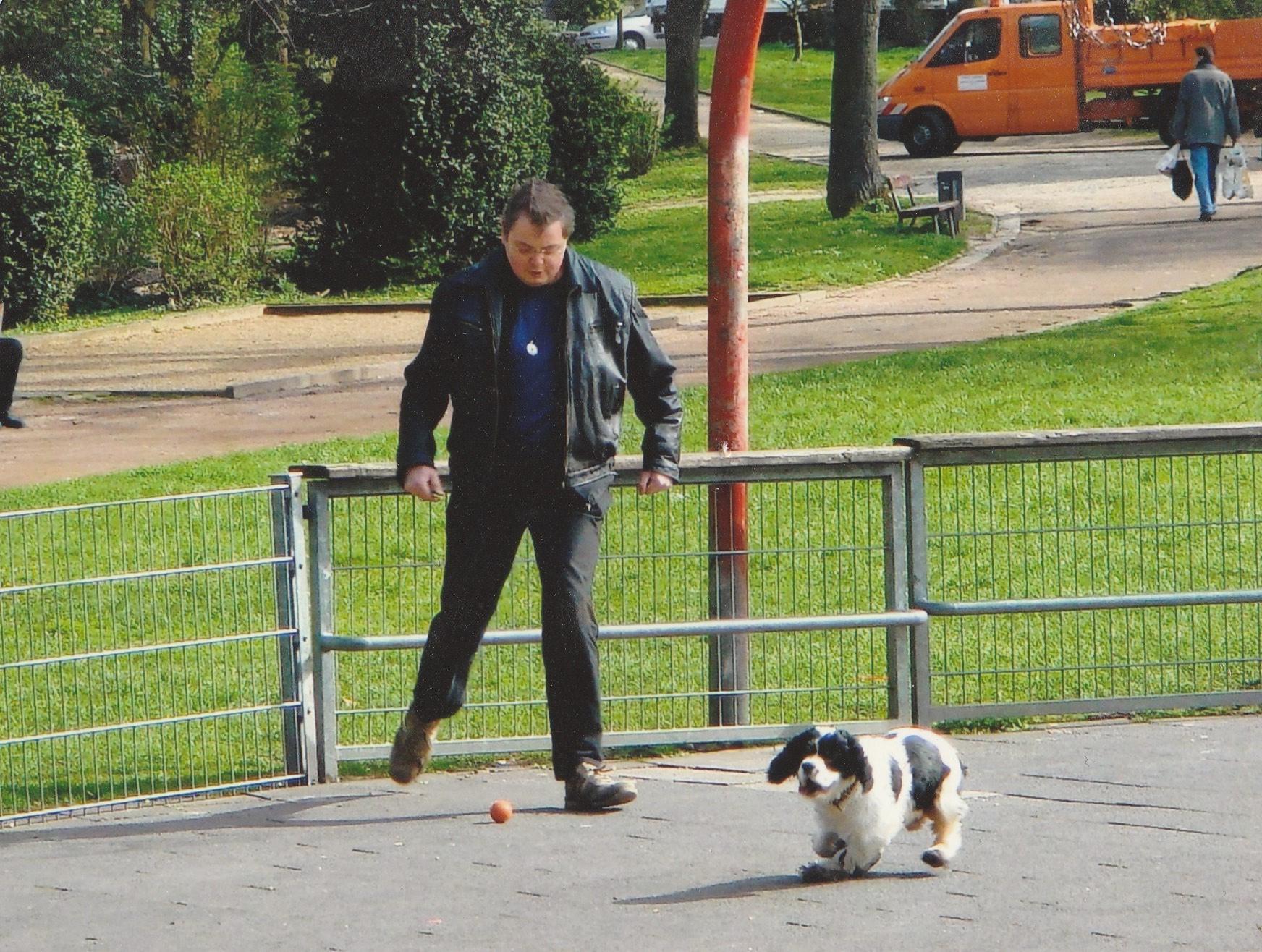 Lars Sobiraj, Fußball mit Frodo