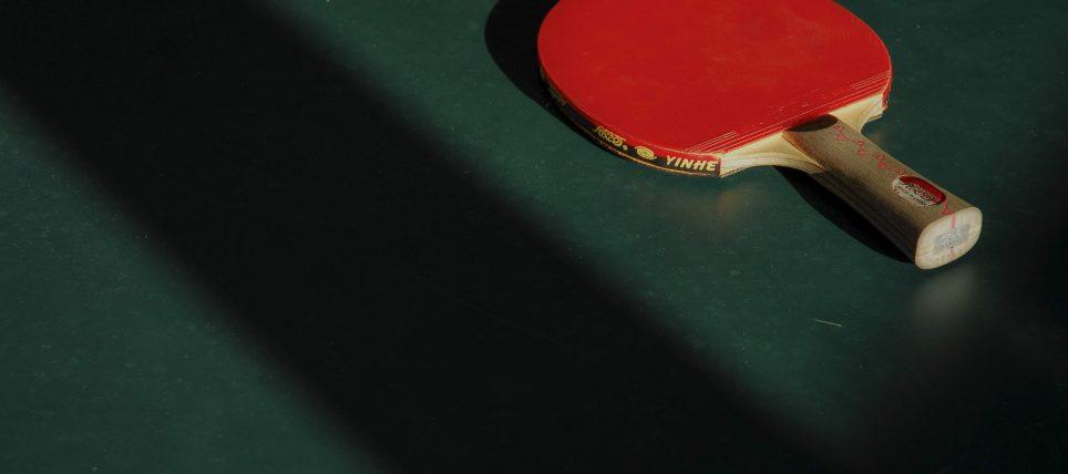 Tischtennis Training: Juhuu! Es geht endlich wieder los!