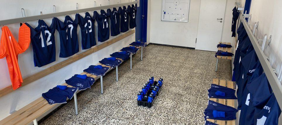 Die D1 sichert sich die nächsten drei Punkte gegen SV Altenberg